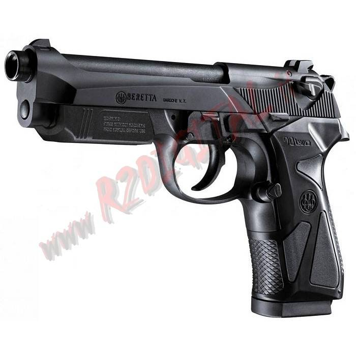 PISTOLA MOLLA RINFORZATA BERETTA 90 TWO 2.5912 SOFT AIR 6mm
