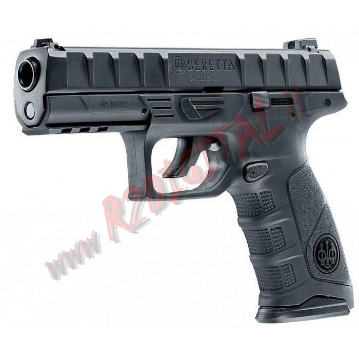 PISTOLA CO2 APX BLOWBACK UMAREX 2.6302 6mm SOFTAIR