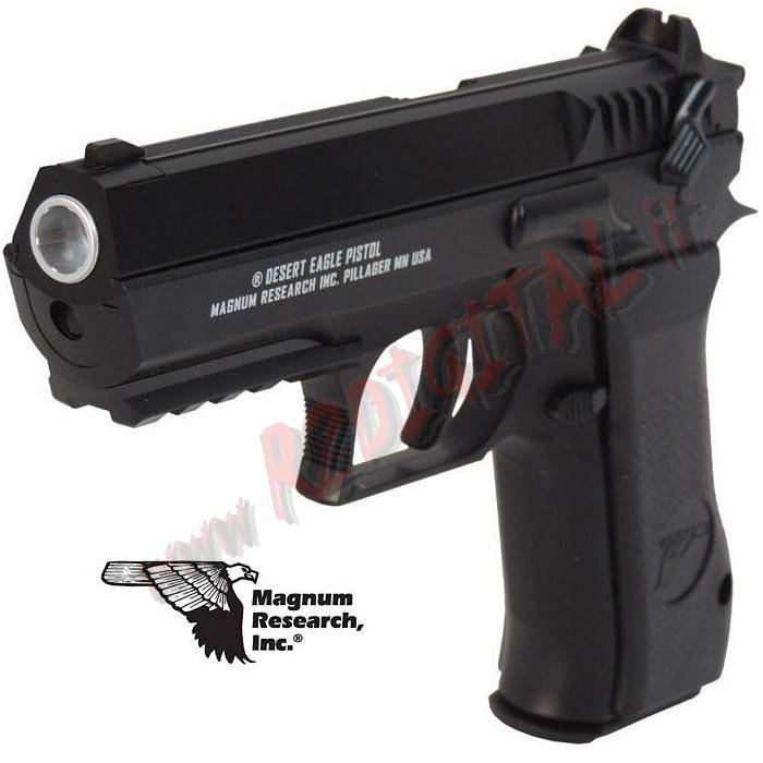 PISTOLA CO2 BABY DESERT EAGLE CYBERGUN 090300 6mm PALLINI SOFT
